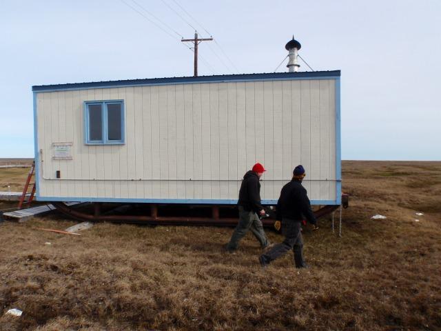Research Hut